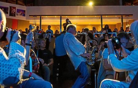 Musik hautnah: In Sa Coma treten Ikonen des Smooth Jazz auf.