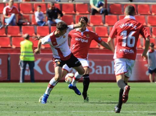 In Tarragona verlor Real Mallorca mit 1:2.