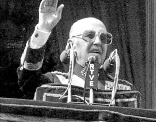 Kein Staatschef in Europa hielt sich so lange an der Macht wie Francisco Franco.