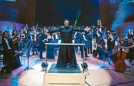 Voilà, das Film Symphony Orchestra