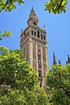 In Sevilla.