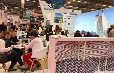 25 Unternehmen aus Mallorca nehmen an der Messe teil.