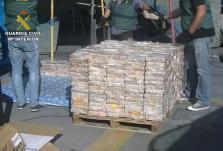 Das beschlagnahmte Kokain wurde nach Mallorca gebracht.