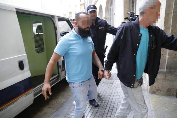 Erst am Freitag war der Hausbesetzer festgenommen worden.