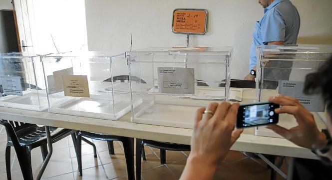 Erstmals finden Balearen- und Europawahl am selben Tag statt.