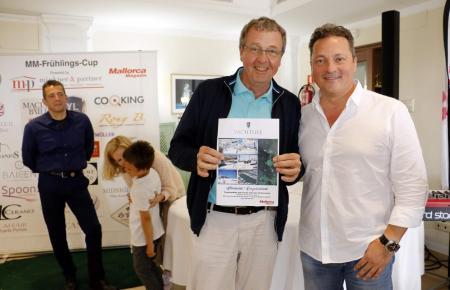 MM-Frühlings-Cup 2019 powered by Minkner & Partner: Der Abschluss im Clubhaus von Golf Alcanada