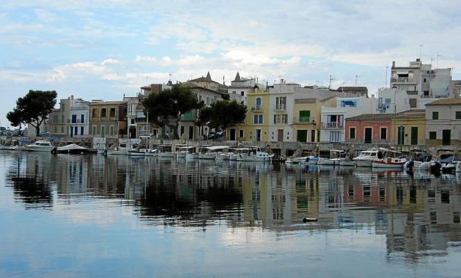 Im Hafen von Portocolom gibt es Probleme.