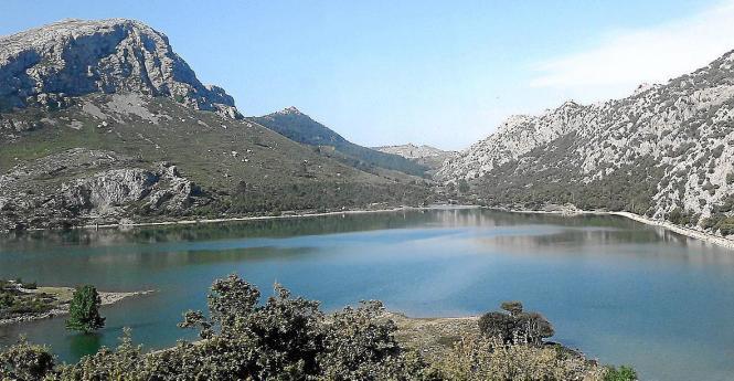 In den Stauseen wird das Trinkwasser für Palma gespeichert.