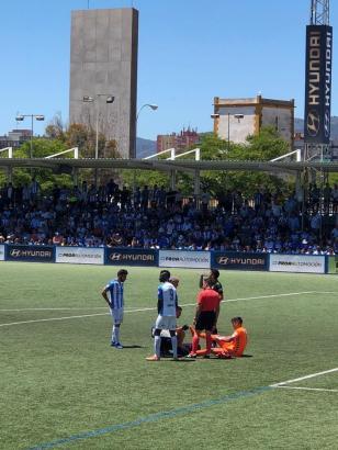 Atlético Baleares konnte keinen Sieg holen.