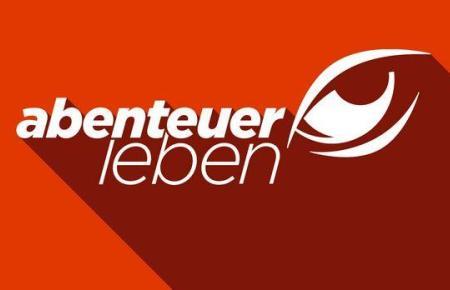 """Das Logo von """"Abenteuer Leben""""."""