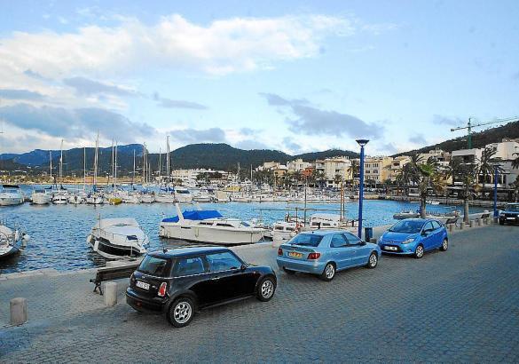 Port d'Andratx.