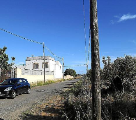 """Inzwischen ist die besetzte Immobilie in Son Sardina wieder frei von """"Okupas""""."""