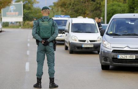 Im Sommer werden auf Mallorca besonders viele Polizisten gebraucht.