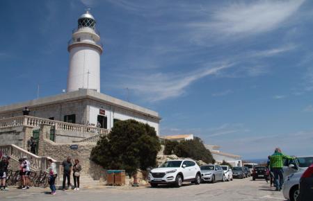 Der Leuchtturm von Formentor ist ein beliebtes Ausflugsziel für Mallorca-Urlauber.