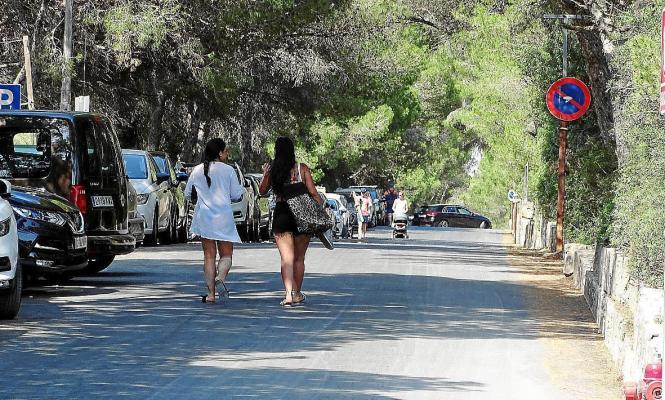 Der Weg zum Strand soll künftig den Fußgängern vorbehalten sein.