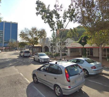 Der Vorfall ereignet sich in der Calle Hermanos Pinzones.