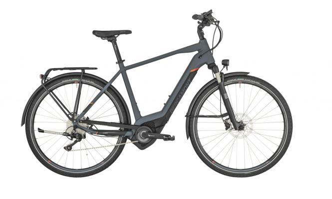 Das Foto zeigt einen ähnlichen Radtyp wie das gestohlene Fahrrad. Das entwendete Gefährt verfügt über einen zusätzlichen Korb au