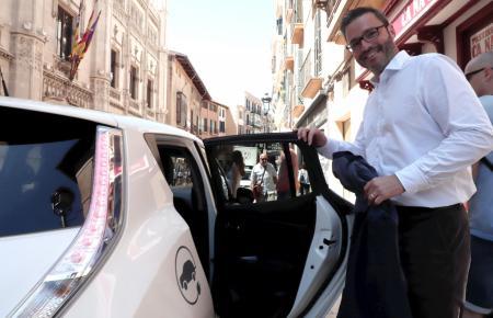 José Hila, der bereits von 2015 bis 2017 OB von Palma war, hat das Amt seit Samstag wieder inne.