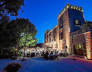 Das Castell Son Claret ist eine atemberaubende Kulisse.
