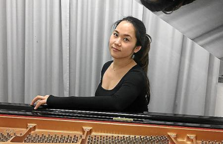 Jihye Cecilia Sin hat unter anderem auch in Hamburg studiert.