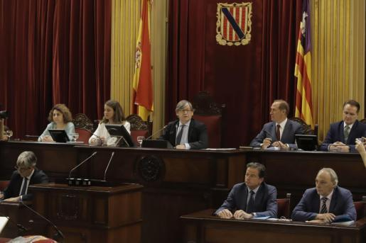 Vicenç Thomàs ist langjähriger Parlamentsabgeordneter.
