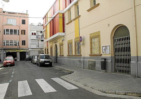 Das Stadtviertel Pere Garau in Palma de Mallorca.