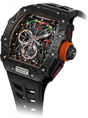 So sieht die Millionen-Uhr aus.