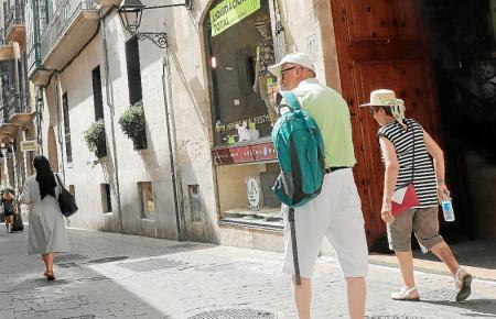 Palmas Calle Sant Feliu gehört zu den attraktivsten Mietgegenden für Ausländer. Hier befindet sich laut des Immobilienportals pr