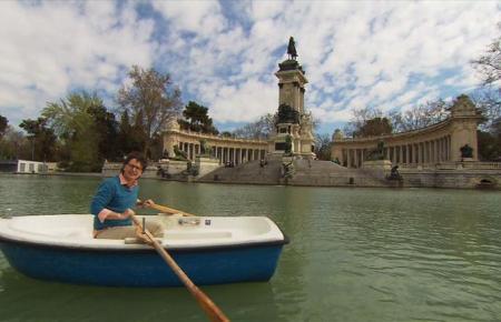 Michael Friemel erkundet die spanische Metropole.