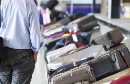 So voll waren die Laufbänder am Palma-Airport am Mittwoch nicht immer..
