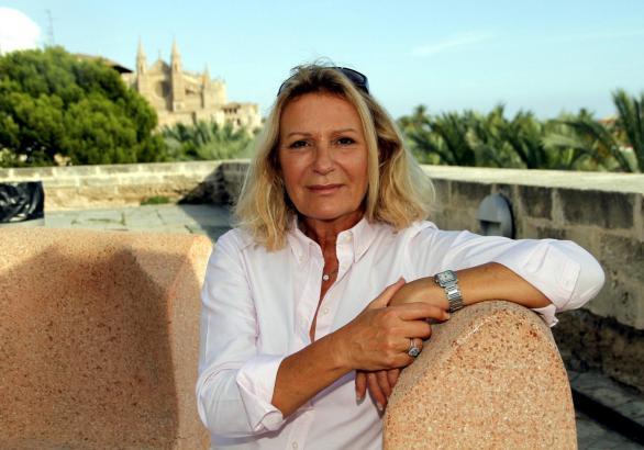 Hat seit vielen Jahren einen Wohnsitz auf Mallorca: Sabine Christiansen.