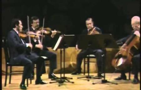 Das Borodin Quartett.