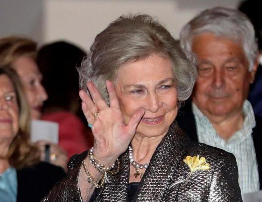 Die Alt-Königin ist eine treue Mallorca-Freundin.