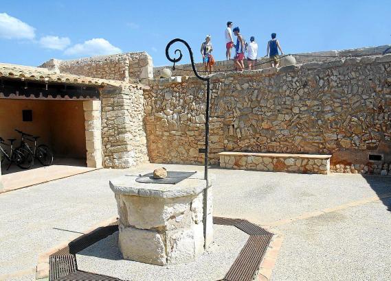 Die Festung von Cala d'Or wurde aufwendig restauriert.