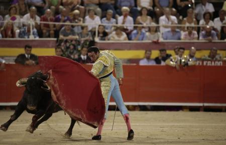 Am Freitag sollen auf Mallorca wieder Stiere sterben.