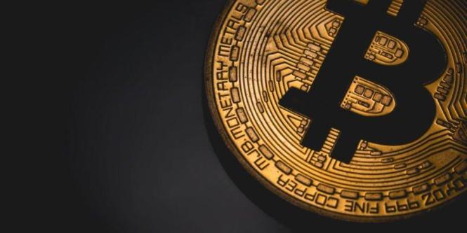 Voilà, der Bitcoin.