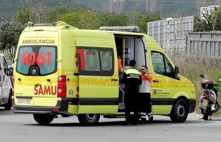 Die Hilfskräfte konnten nichts mehr für das Opfer tun.