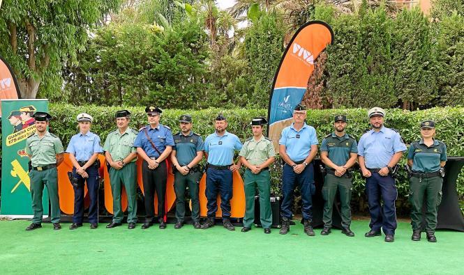Sechs ausländische Beamte verstärken in diesem Sommer wieder die spanische Guardia Civil, darunter auch zwei Deutsche. Sie patrouliieren in Santa Margalida, Artá und Sóller.