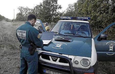 Die Seprona-Einheit der Guardia Civil ist mit der Angelegenheit befasst.
