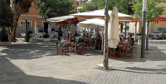 Die Plaza Sant Joan in Son Servera soll noch mehr Raum für Fußgänger erhalten.