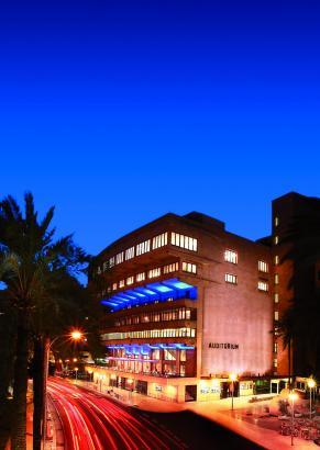 Das Konzert des London Philharmonic Orchestra wird ins Auditorium nach Palma verlegt.