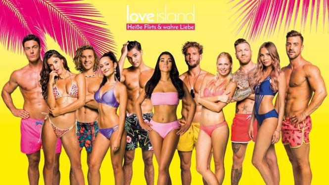 """Das sind die Kandidaten von """"Love Island"""" der Staffel von 2018."""
