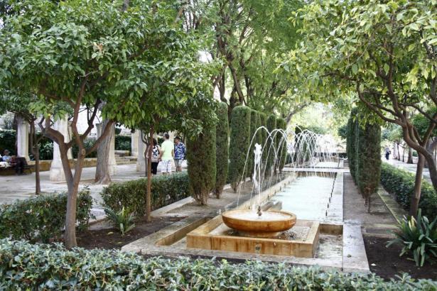 Der S'Hort del Rei ist ein beliebter Ausflugspunkt.