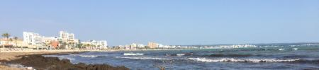 Der Vorfall ereignete sich vor der Küste von Can Pastilla.