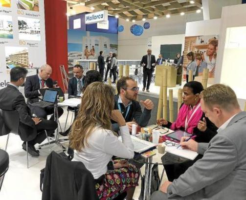 Internationale Tourismusbörse ITB in Berlin im März 2019