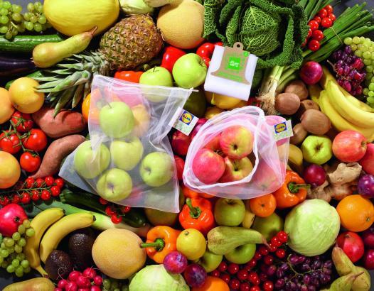 """Das """"Vitaminnetz"""" soll eine Alternative zur Plastiktüte werden."""
