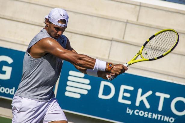 Rafael Nadal hat schon 19 Grand-Slam-Turniere gewonnen.