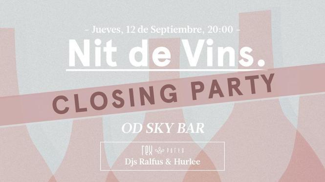 Die Closing Party findet am Donnerstag statt.