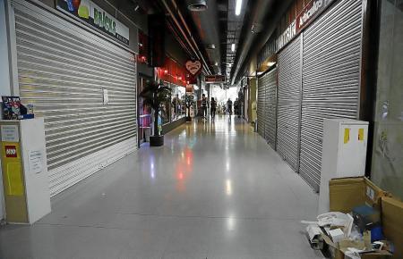 Palmas Stadtrat hat angeordnet, dass die Geschäfte in der Galerie unterhalb der Plaça Major ab dem 12. September geschlossen bleiben. Momentan wolle man die Mietverträge nicht verlängern.