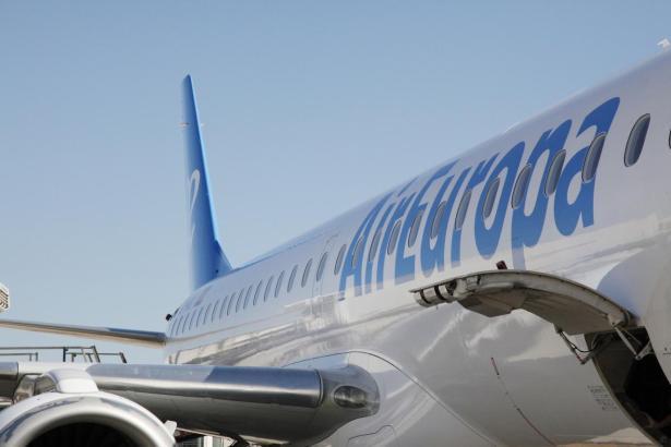 Die Firmenzentrale von Air Europa ist in Llucmajor auf Mallorca.
